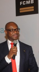 GMD/CEO of FCMB, Mr. Ladi Balogun