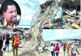 t b joshua collapse building