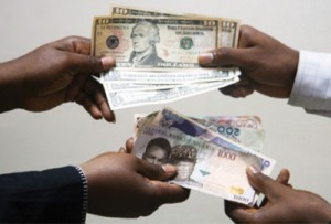 The Naira Reciated Against United States Dollar At Parallel Market On Monday To 217 From 221 Recorded Friday Rose Back Of