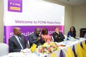 FCMB media parley