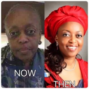 Diezani cancer