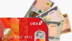 UBA Cashless card