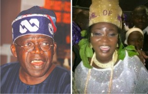tinubu,daughter