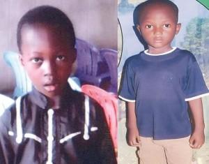 Ayegbo children