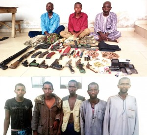 Arrested-herdsmen