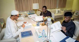 Buhari budget crisisd