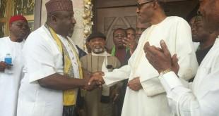 Buhari & okorocha
