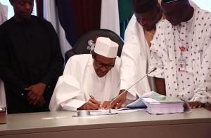 budget signed