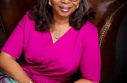 The first female Chairman of First Bank of Nigeria (FBN), Mrs Ibukun Awosika