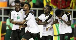 black star Ghana