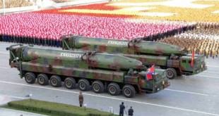North Korean arsenal_