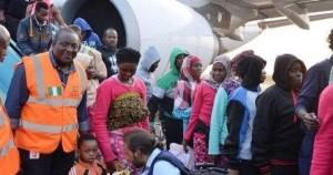 Libya returnee